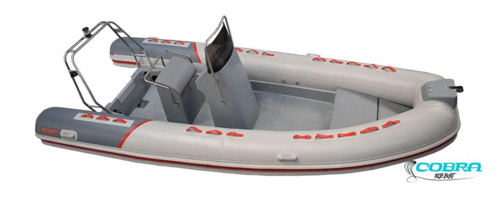 Embarcación semirrígida Cobra 550 Fisher PVC