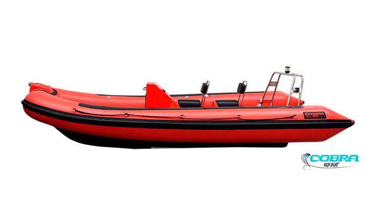 Cobra Sailing 580T Lateral