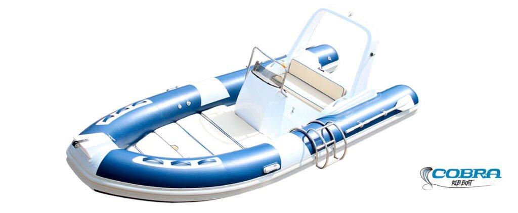 Embarcación semirrígida Cobra 520 Lux